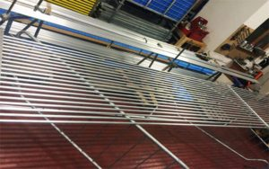 pannelli per pista di ghiaccio in alluminio