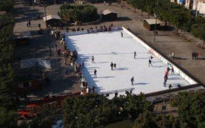 pista di ghiaccio monopoli