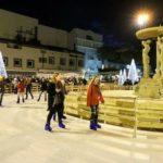 pista ghiaccio ice concept Cattolica