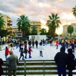 pista ghiaccio ice concept Ladispoli