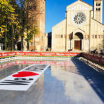 pista ghiaccio ice concept Verona